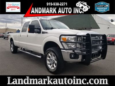 2014 Ford RSX King Ranch (WHITE)