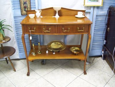 ON SALE NOW! Flame Mahogany Buffet
