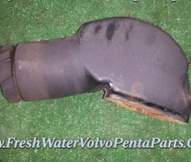 Sell Volvo Penta V6 Exhaust riser 4.3L 262 , P/n 855379 1991 motorcycle in North Port, Florida, United States, for US $99.00