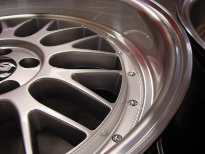 "Purchase 18"" LM Wheels 5x114 Silver Rims Lexus Scion Nissan Toyota Ford 18x8.5 18x9.5 motorcycle in Reseda, California, US, for US $499.00"