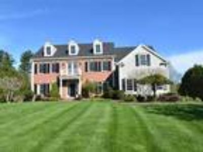 Picture Perfect Lifestyle, Young Brick Front Cul-De-Sac Colonial