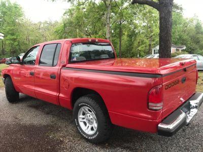 2000 Dodge Dakota SLT (Red)