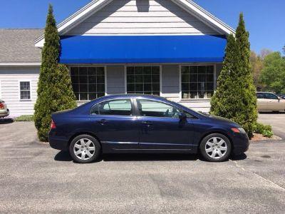 2008 Honda Civic LX (Atomic Blue Metallic)
