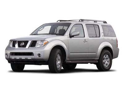 2008 Nissan Pathfinder S (Not Given)