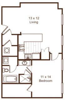 $7380 1 apartment in Bartlett