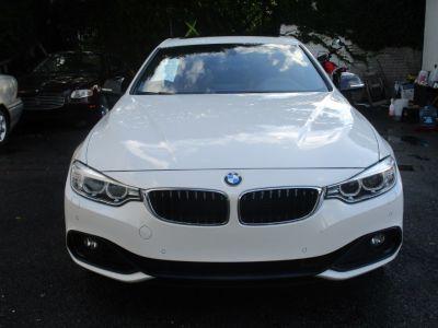 2015 BMW 4 Series 2dr Cpe 428i xDrive AWD (Alpine White)