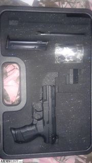 For Sale: walther P22 limited Edition