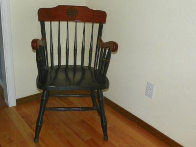 Black Captain's Chair