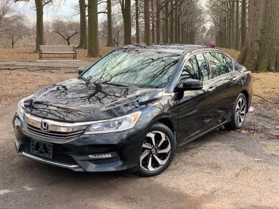 2017 Honda Accord EX-L (Black)