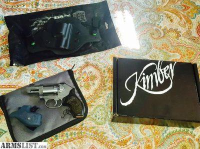 For Sale: Kimber K6S DCR