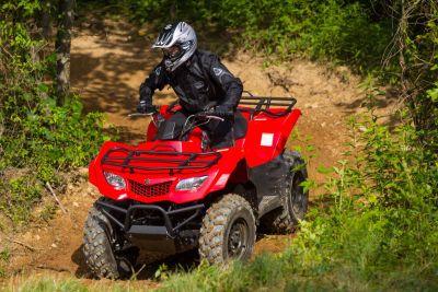 2017 Suzuki KingQuad 400ASi Utility ATVs Fayetteville, GA