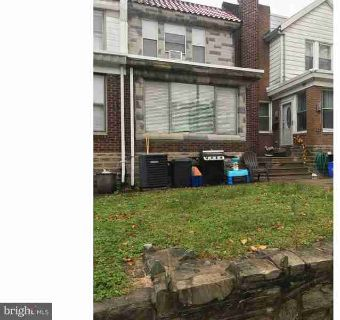 4143 Robbins Ave Philadelphia, A well maintain Three BR