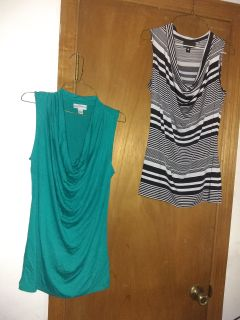 Dressy Sleeveless Tanks