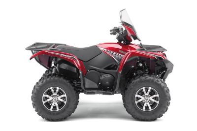 2017 Yamaha Grizzly EPS LE Utility ATVs Monroe, WA