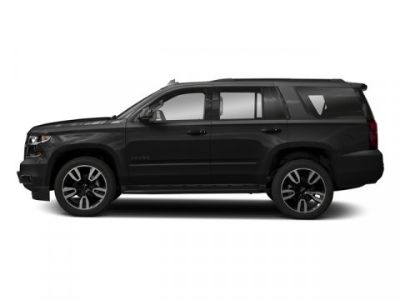 2018 Chevrolet Tahoe LTZ (Black)