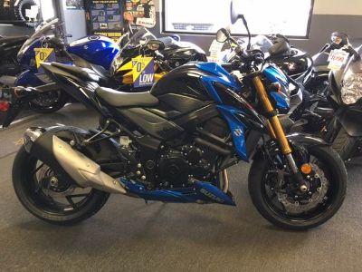 2018 Suzuki GSX-S750 -Metallic Blue Motor Bikes Motorcycles Herculaneum, MO