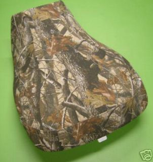 Sell yamaha grizzly 500 700 camo seat cover OTHER PATTERNS motorcycle in Howard, Pennsylvania, US, for US $29.99