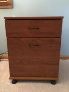 File Cabinet Legal Size 27.5 Height; 15.5 Wide; 16 Deep