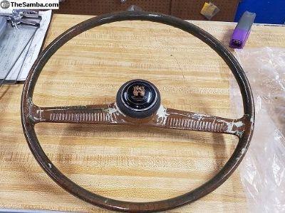 56-59 Steering Wheel
