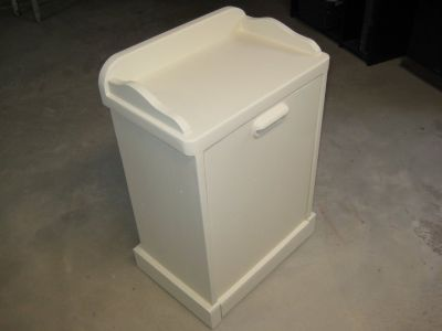 Recycle / Garbage Receptacle Cabinet