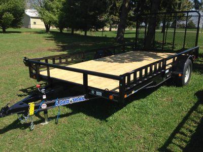 2018 Load Trail SA8314 ATV PKG Utility Trailers Elkhorn, WI