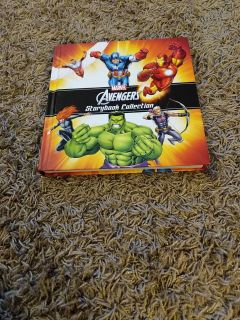 Avenger story collection