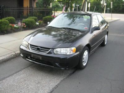 2001 Toyota Corolla CE (Black)