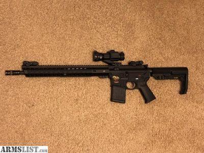 For Sale: AR-15 (Custom)