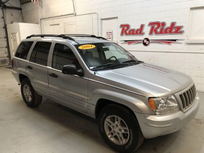 2004 Jeep Grand Cherokee Special Edition (Silver)