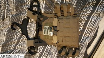 For Sale: Crye Precision JPC Ranger Green - Small