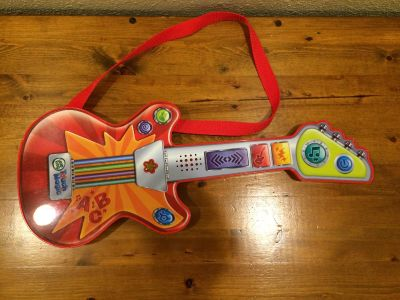 Leap Frog Touch Magic Guitar