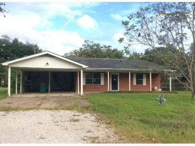 4 Bed 2 Bath Foreclosure Property in Orange, TX 77632 - Aster St