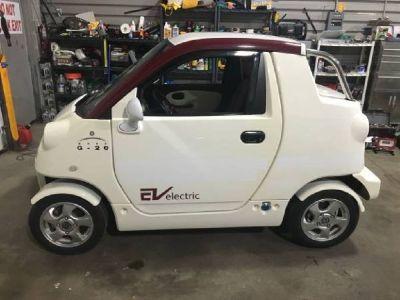 2010 E-ZONE CITY2 ALL ELECTRIC CAR