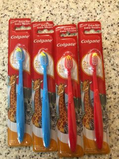 Colgate toothbrushes for age 2+ years