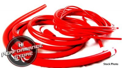 Sell Silicone Vacuum Hose Kit 85-91 BMW 325i is E30 Red motorcycle in Sapulpa, Oklahoma, United States, for US $98.00