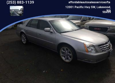 Used 2007 Cadillac DTS for sale