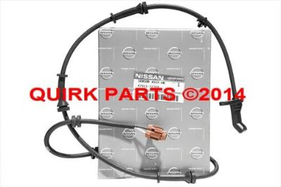 Purchase 2003-2004 Nissan Frontier Xterra Front Left Driver ABS Wheel Speed Sensor OE NEW motorcycle in Braintree, Massachusetts, United States, for US $140.88