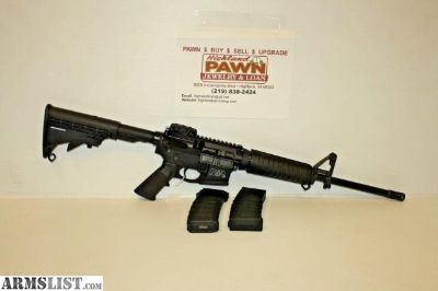 For Sale: Smith & Wesson M&P 15 5.56