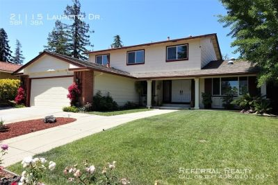 Beautiful Cupertino Home with Updates!
