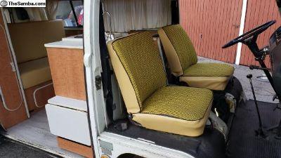 1969 VW Westfalia Camper mobil kombi vanagon