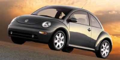 2003 Volkswagen New Beetle GL (Yellow)