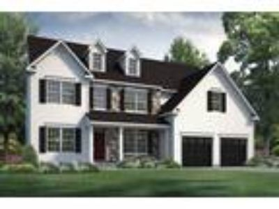 The Breckenridge Grande Farmhouse by Tuskes Homes: Plan to be Built