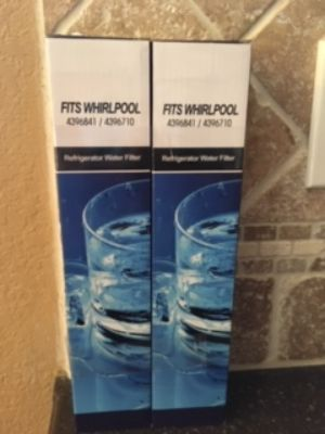 Refrigerator Water filter pack