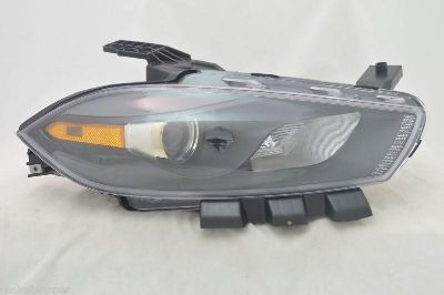 Buy Dodge Dart Headlight Head Lamp Assembly Halogen RH Black Trim motorcycle in Philipsburg, Pennsylvania, US, for US $172.95