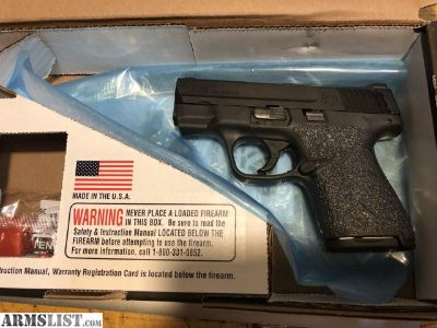 For Sale: S &W Shield 40