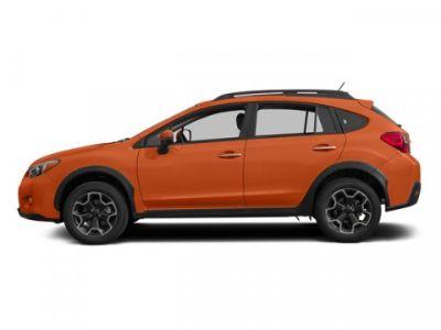 2013 Subaru XV Crosstrek 2.0i Limited (Tangerine Orange Pearl)