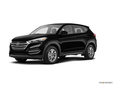 2018 Hyundai Tucson SE (Black Noir Pearl)