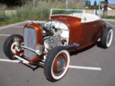 1929 Ford Model A Roadster Highboy Hot Rod