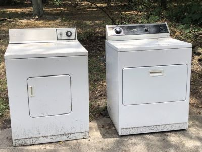 2 dryers! Must pick up Perry