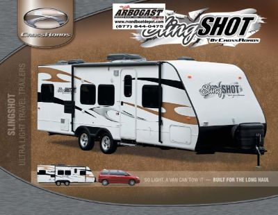 2011 CrossRoads All American Slingshot